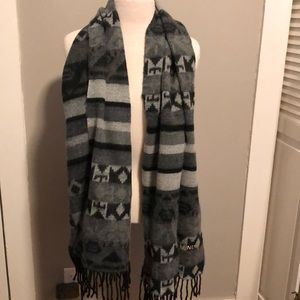 Fendi long scarf